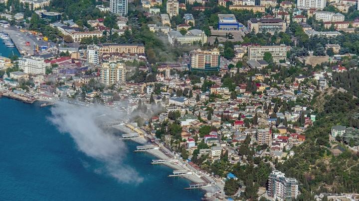 В Крыму заподозрили, что химатаку в Армянске устроила Украина