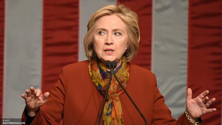Клинтон не унимается: Экс-кандидатка в президенты США снова обвинила Путина в своем проигрыше