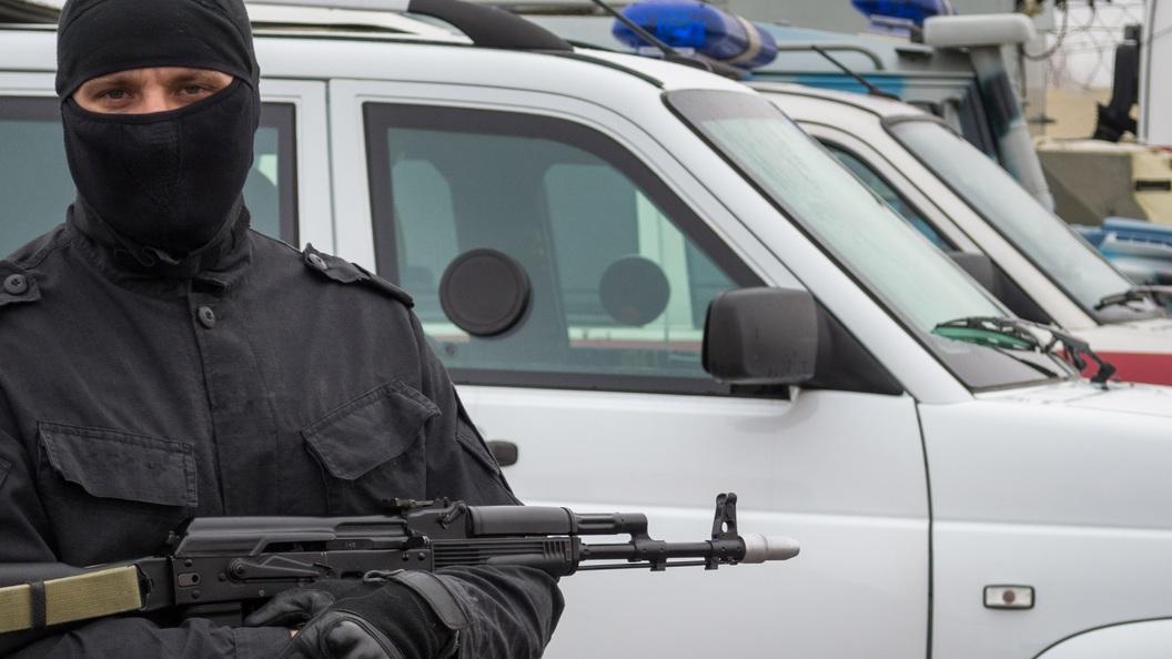 НАК подключился к расследованию Устроившие взрыв в супермаркете уцелели и сбежали