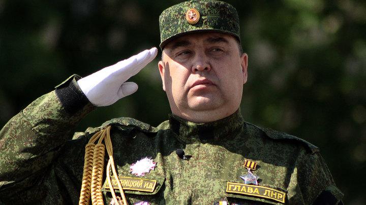 Цена двоевластия в Луганске поднялась до отметки смерть