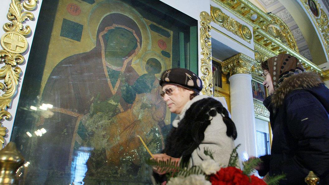 Светлый вторник. Иверская икона Божией Матери. Православный календарь на 10 апреля