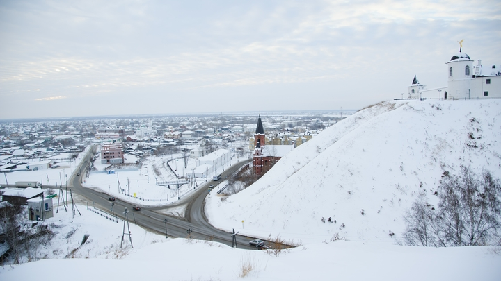 Гидрометцентр дал снежный прогноз для азиатской части России