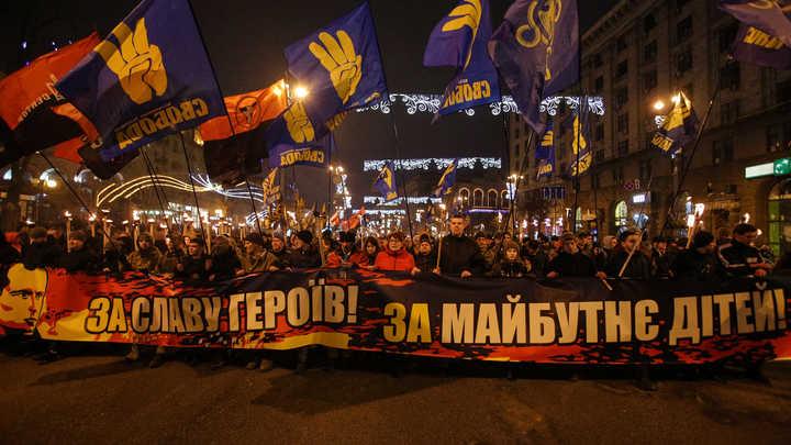 Киев оправдался перед украинскими националистами за антибандеровский закон Польши