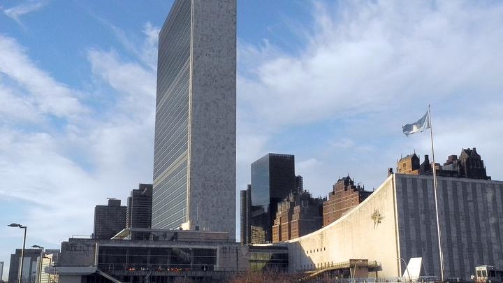 Только США и Украина против: ГА ООН приняла российскую резолюцию против нацизма