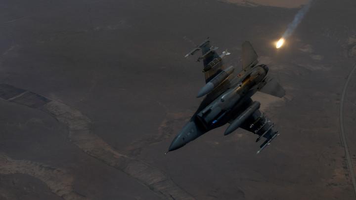 В США открестились от авиаудара по сирийцам: Это мы пострадали