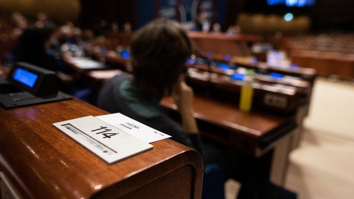 Поправки британца - отклонены: Комитет ПАСЕ рекомендовал подтвердить полномочия России в Ассамблее