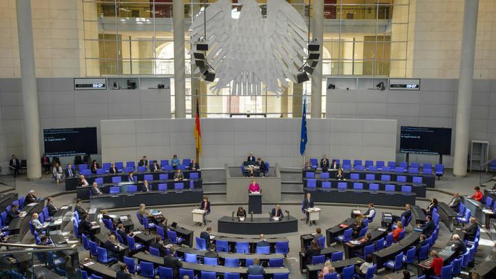 День поражения? В бундестаге отругали своего же депутата за высказывание о 8 мая