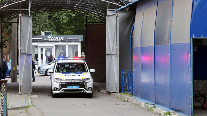 Эффект Луцка. Захвативший офис банка в Киеве террорист потребовал прямой эфир
