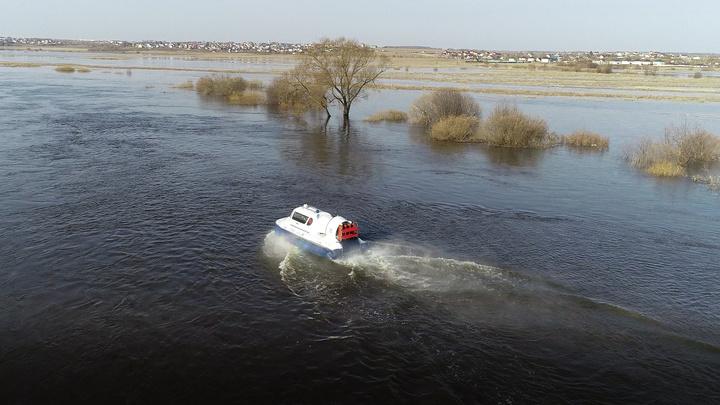 Паводок: уровень воды в реках Владимирской и Ивановской областей стабилизировался
