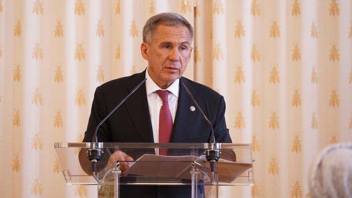 Президент Татарстана дал жёсткое поручение полиции после трагедии в Казани