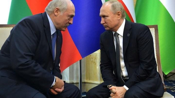 Встреча Путина и Лукашенко: Снова не договорились
