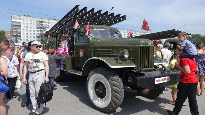 Парад Победы 9 мая 2021 года в Новокузнецке: где и как будет проходить