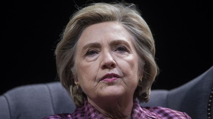 Хиллари Клинтон заподозрили в сатанинских обрядах с живыми детьми