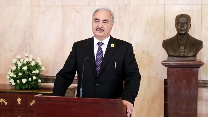 Хафтар опровергает причастность к обстрелу Триполи, в результате которого погибли люди