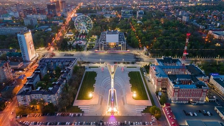 На улице Пушкинской ростовские власти хотят сделать велодорожки