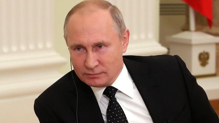 Перед G20 Путин рассказал, что он думает о Трампе, Скрипале и преемнике