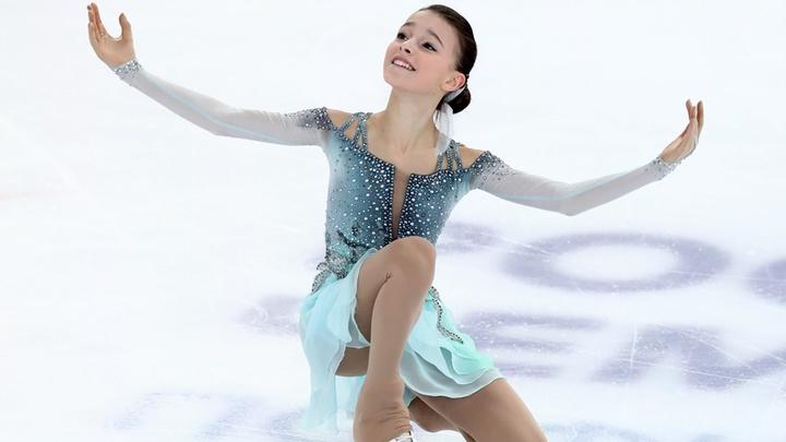 Чемпионат России выиграло новое поколение русских фигуристок