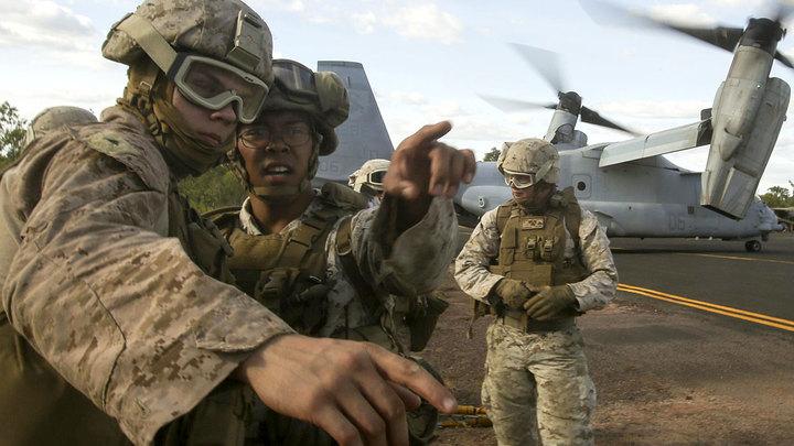 США разместят на границе с Мексикой такую же армию, как в Афганистане
