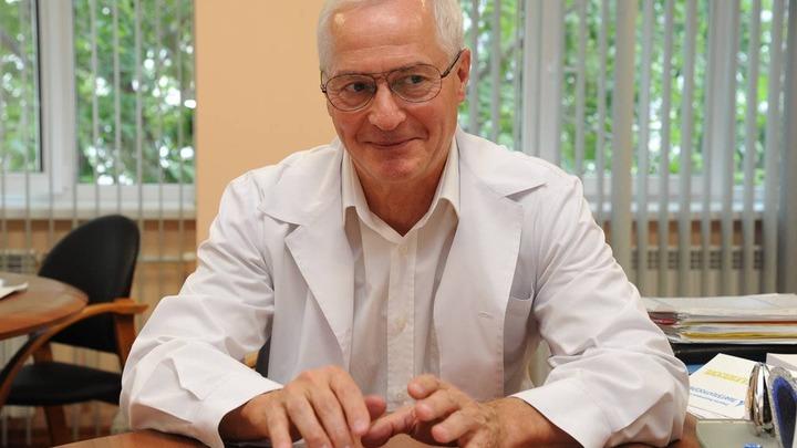 Губернатор Дмитрий Азаров поддержал кандидатуру врача Ренца на пост главы Тольятти