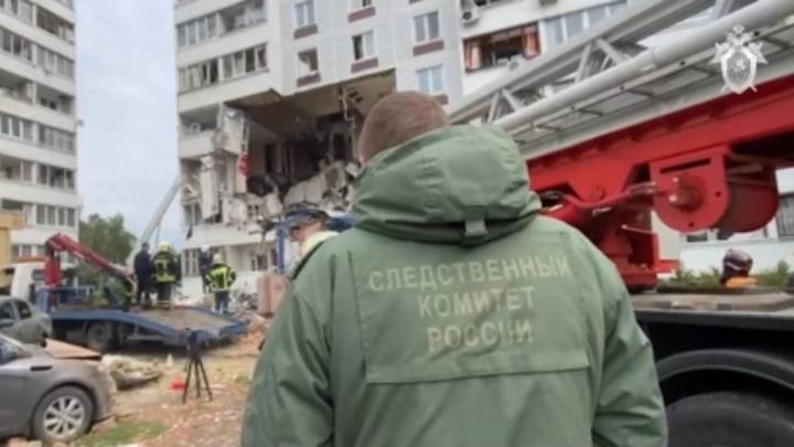 Ногинск: Количество жертв взрыва выросло до пяти