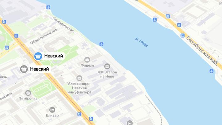Вместо заброшенного Невского рынка в Петербурге решили построить еще один мост