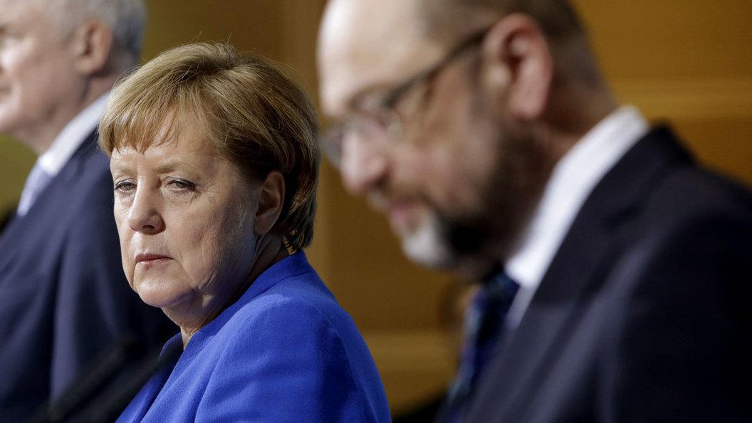ВГермании стартовали коалиционные переговоры