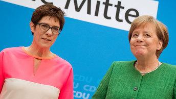 Меркель нашла себе преемника