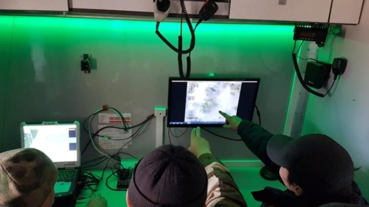 Заблудившегося в лесу жителя Свердловской области нашли с помощью дрона