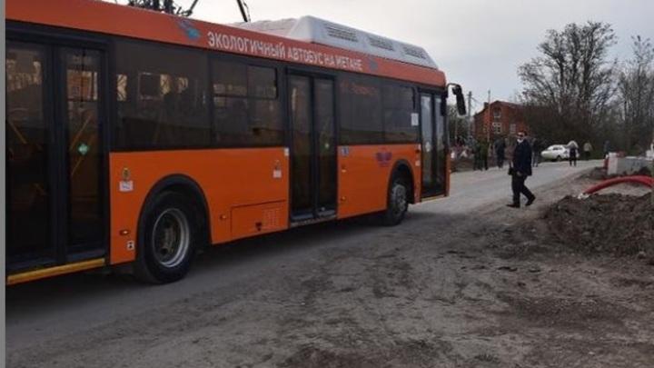 Дождались: мост на Малиновского в Ростове открыли для движения автобусов