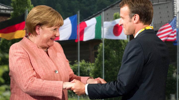 Меркель и Макрон дадут бой Трампу на саммите «большой семерки»