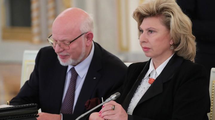 Глава СПЧ России посоветовал сотрудникам СБУ перестать шутить и обратиться  к врачам