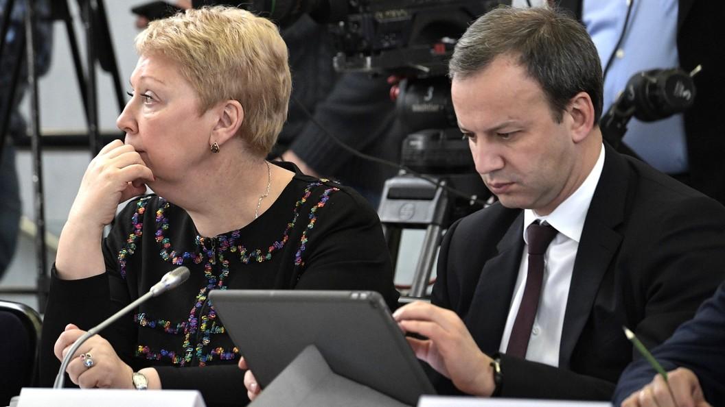 Аркадий Дворкович указанием  кабмина выдвинут всовет начальников  РЖД