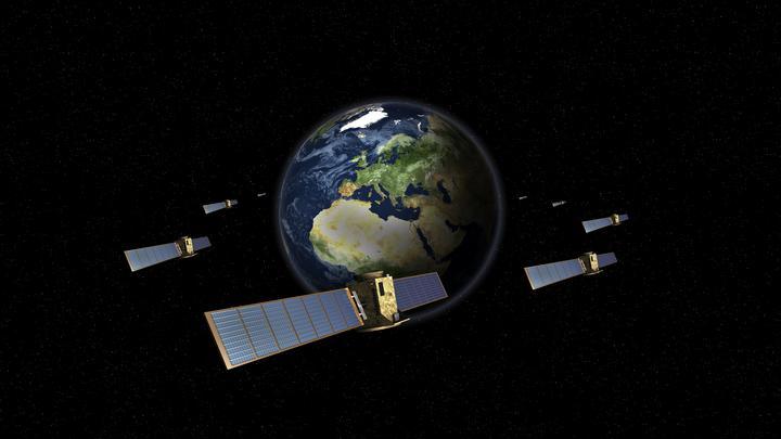 Пентагон отреагировал на информацию о сгоревшем в атмосфере спутнике России