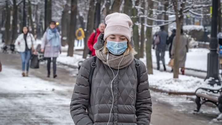 Коронавирус в Краснодарском крае на 25 января: Число заражений ковидом растет