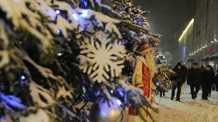 В Казани объяснили запрет на Деда Мороза в детских садах