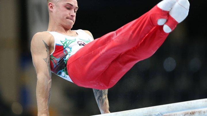 Украинский гимнаст Олег Степко получил гражданство РФ