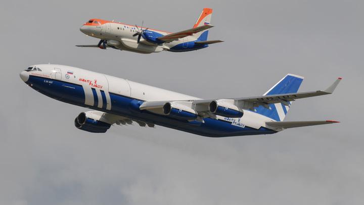 Авиаконструкторы раскрыли характеристики российского «самолета будущего» Ил-96-400М