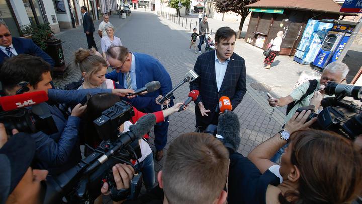 Госдеп попенял устроившему прорыв Саакашвили на несоблюдение законов Украины