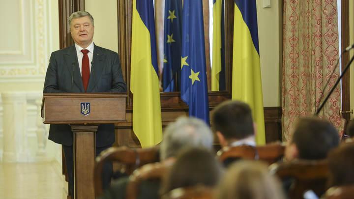 Порошенко опустился до прямых угроз Газпрому