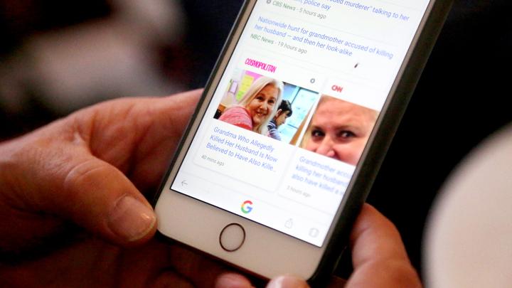 В Старой Европе и СШАуверены,Google и Facebook манипулируют общественным мнением
