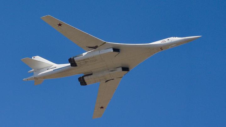 Договорённости Путина по Африке закрепили бомбардировщики Ту-160