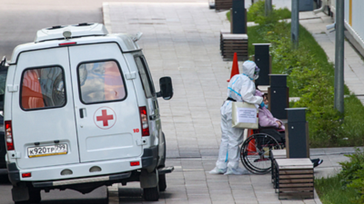 В Нижегородской области за сутки выявили рекордные 544 случая заболевания коронавирусом