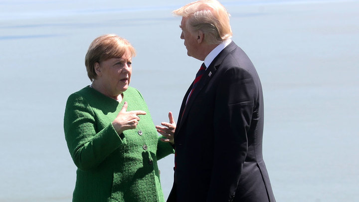 Меркель поговорила по душам с Трампом: Обзор западной прессы о саммите G7
