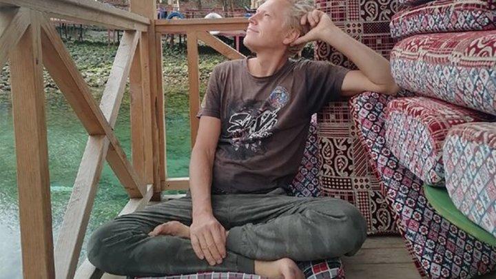 Блогер Виталий Выграновский умер в Абхазии во время эксперимента по экстремальному голоданию