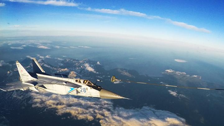 Рухнул в 17 км от базы: Подробности крушения МИГ-31 в Нижегородской области