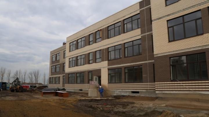 В Краснодаре четыре новые школы в День знаний планируют открыть свои двери