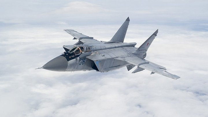 Американские СМИ раскручивают фейк о катастрофе МиГ-31 в Бурятии в 2017 году