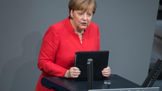 Меркель заявила о солидарности с Китаем в вопросах торговли