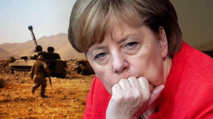 Меркель отреклась от Трампа и поддержала Путина