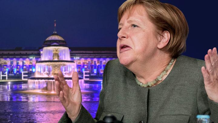 Приговор Меркель подпишут в Гессене
